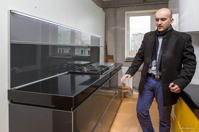 Пример немецкого минимализма в исполнении «ЗОВ» демонстрирует начальник отдела маркетинга Юрий Скочко