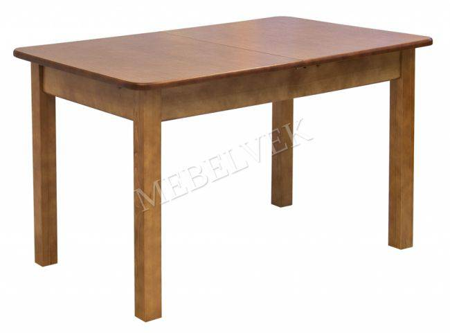 Обзор обеденных столов для кухни из дерева. 25 интересных моделей