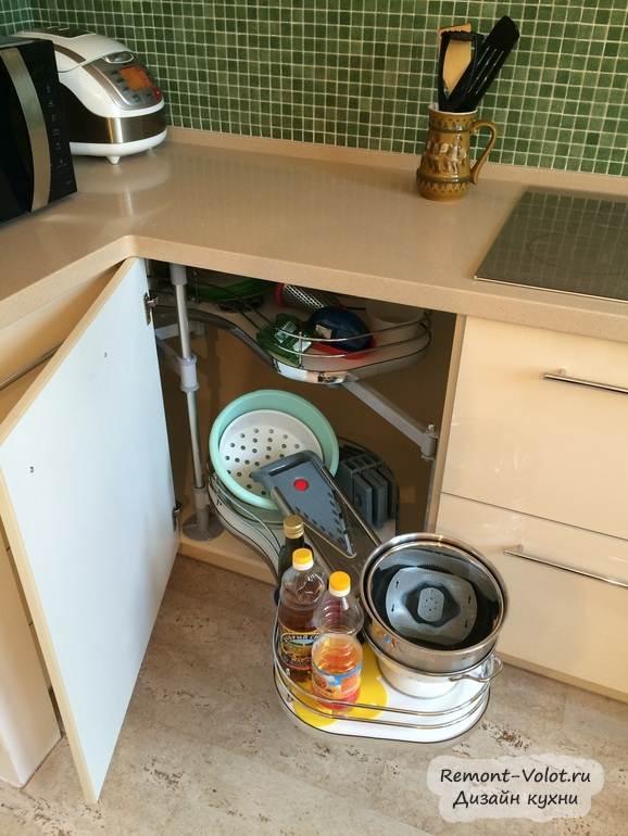 Волшебный уголок для современной кухни