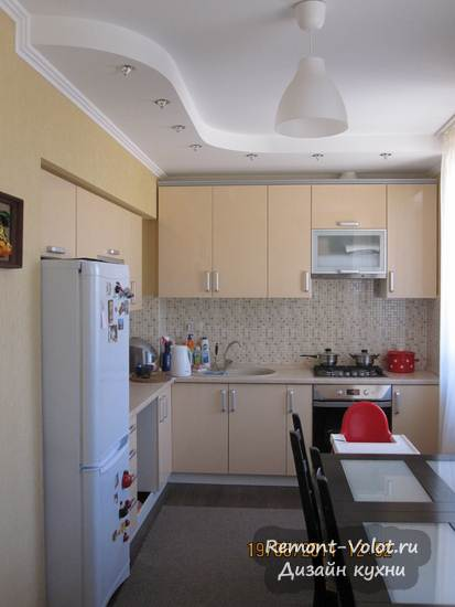 Отзыв о кухне ЗОВ в Ростове (6 фото)