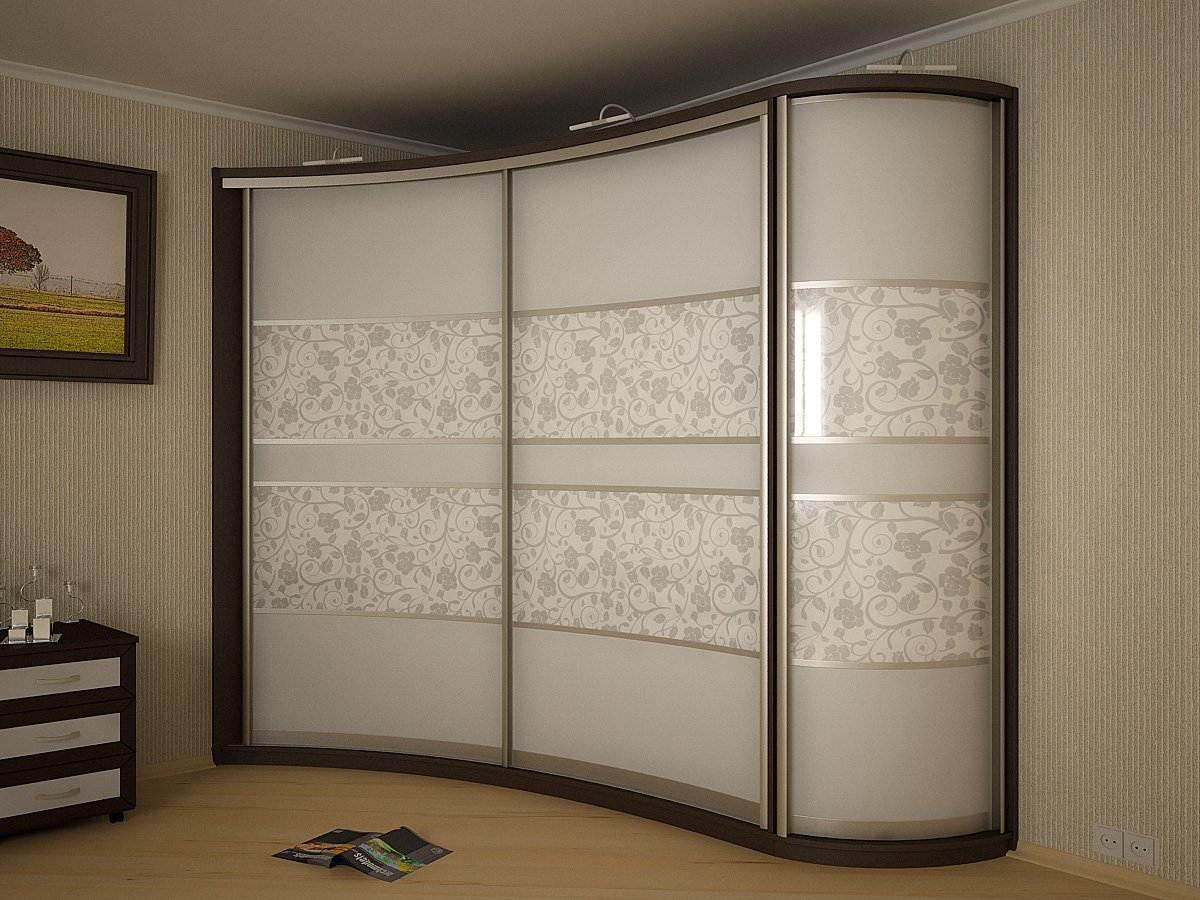 """Встроенный шкаф купе в коридор - интернет-магазин """"нужна-меб."""