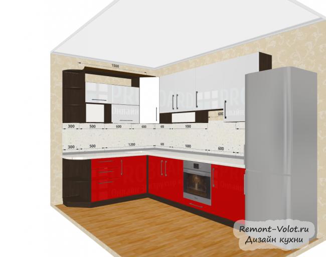 Пошаговое руководство, как самостоятельно спроектировать кухню в планировщике