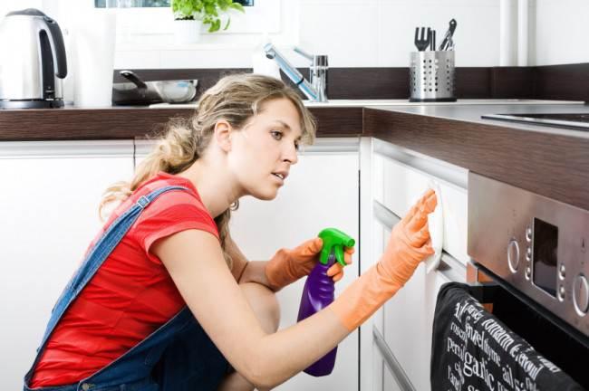 Уборка на кухне с минимальными усилиями. 9 дельных советов