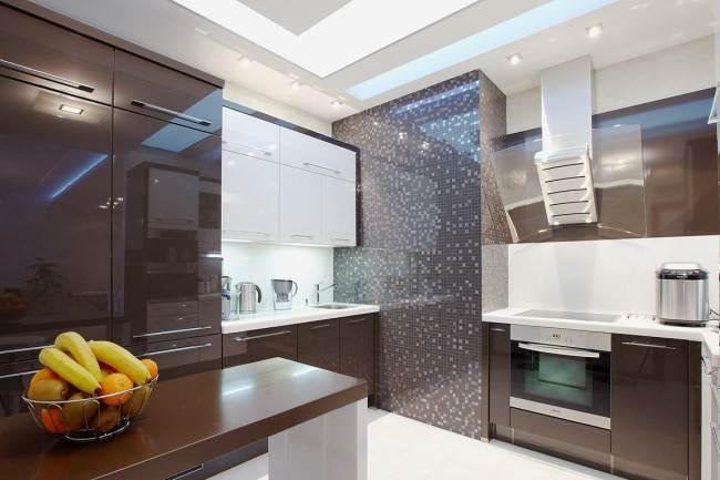 Как выглядят элитные кухни? (12 фото)