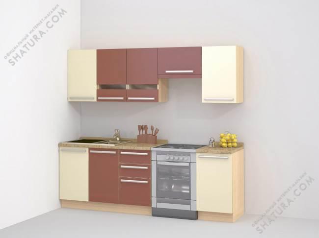 Недорогие кухни эконом класса. Топ-5 производителей в России