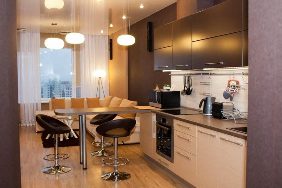 Кухня на 14 кв метров дизайн