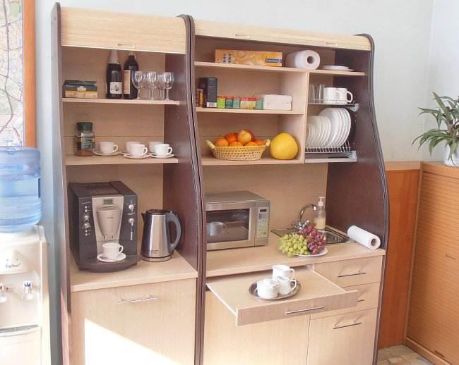 Как обустроить офисную кухню? 8 примеров