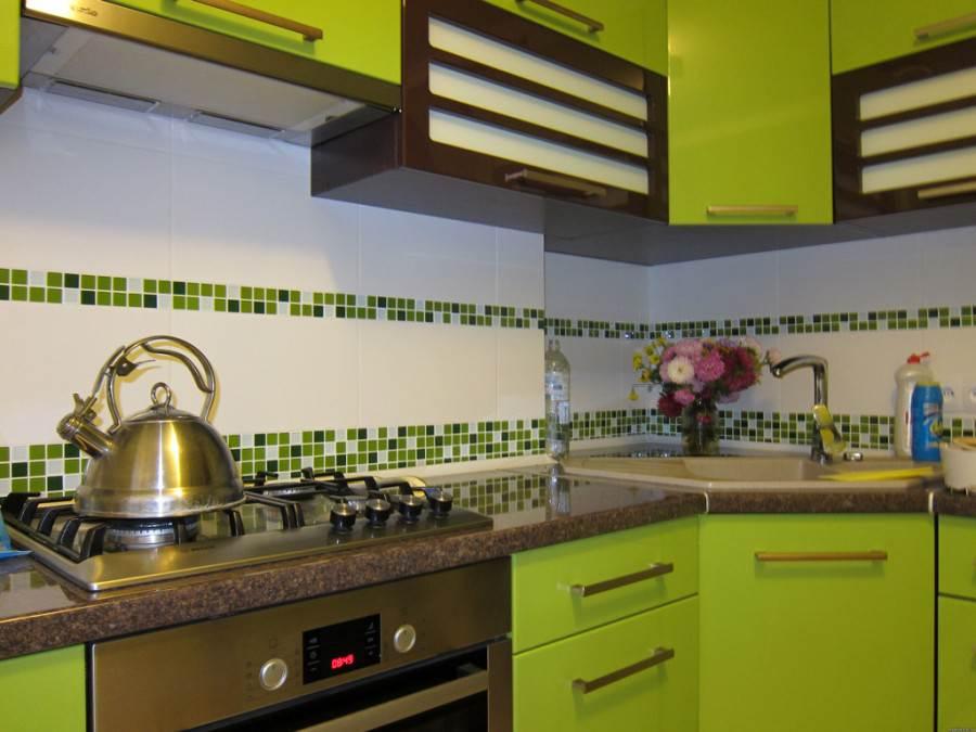 Зеленая кухня: 160 55