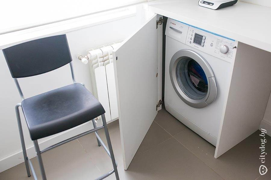 Подключить холодильник и стиральную машину