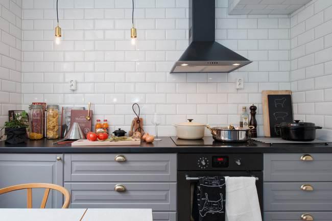 Кабанчик на современной кухне