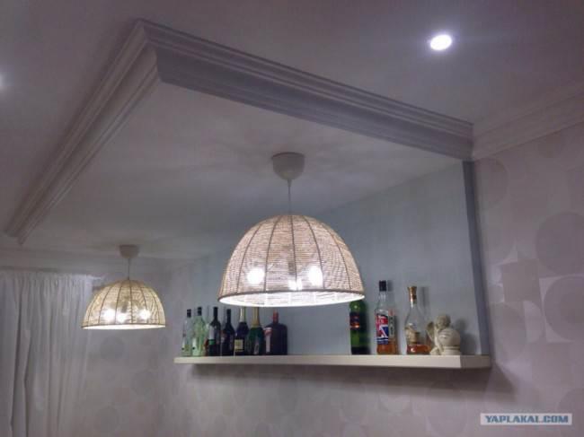 Большая классическая кухня 14 кв.м. 43 фото по ходу ремонта
