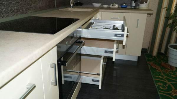 Ящики для хранения столовых приборов