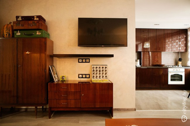 Мебель куплена в 70-х