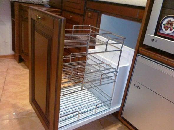 Карго для габаритной кухонной утвари