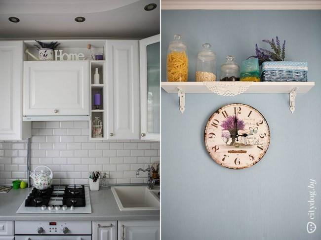 25 идей, как оформить кухню в стиле кантри и прованс