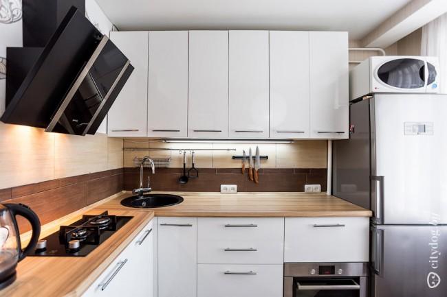Кухня в современном стиле из Минска