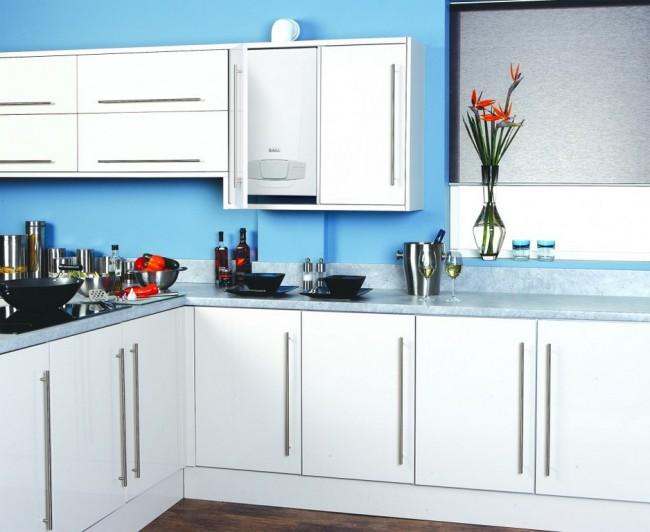 Как спрятать газовый счетчик на кухне: нормы и требования   популярные способы маскировки