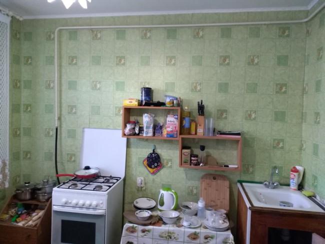 Очень бюджетный ремонт старой кухни 8 кв м за 700$