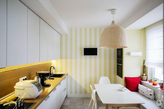 Дизайн светлой кухни в современном стиле. Интересные идеи дизайна кухни в современном стиле в светлых тонах